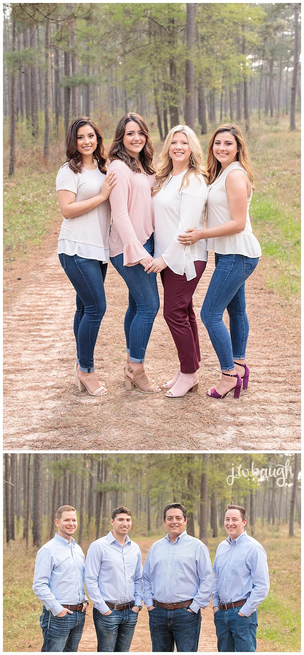 surprise pregnancy announcement the woodlands tx jw baugh