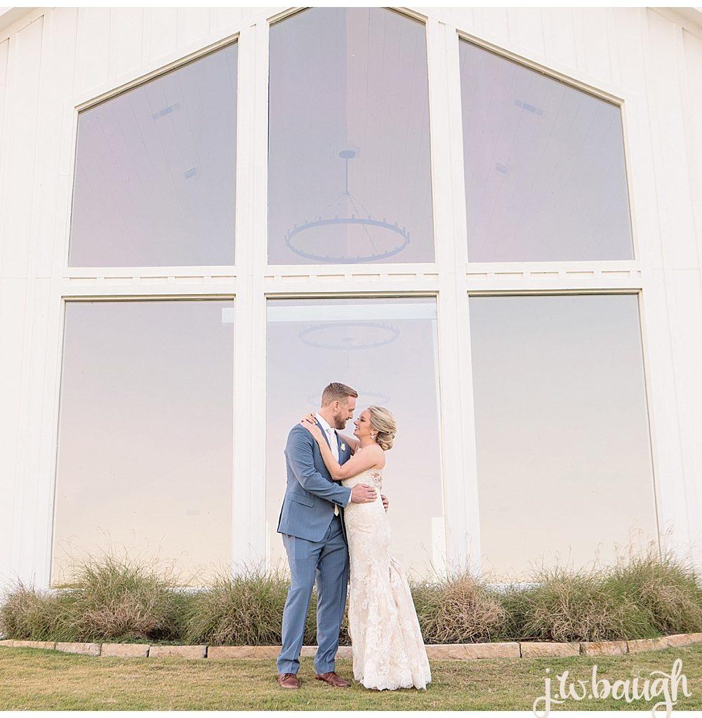 The Farmhouse Events Wedding: Arthur + Haley